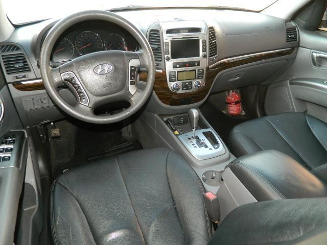 Santa Fe 3.5 V6, Automático, Super Conservado
