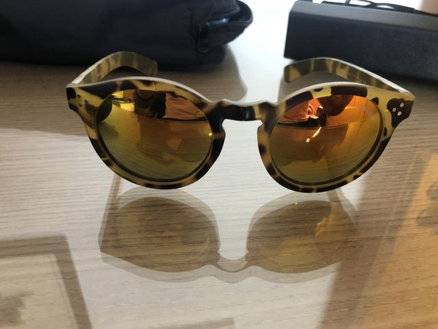 Óculos de sol feminino Illesteva camuflado - Bijouterias, relógios e ... 63aa080fdd