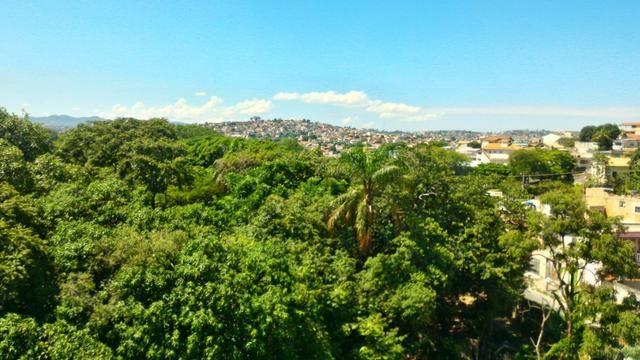 Cobertura no Serrano com 2 quartos com imensa área verde (Parque) - Foto 19
