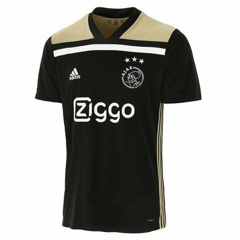 fe27b60cfb Camisa Ajax Preta Original - Roupas e calçados - Campo Grande