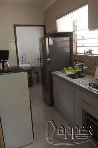 Apartamento à venda com 1 dormitórios em Ouro branco, Novo hamburgo cod:10910 - Foto 3