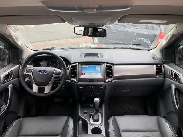 Ford Ranger Limited 3.2 4x4 Diesel 2019 Top de Linha Unico dono - Foto 2