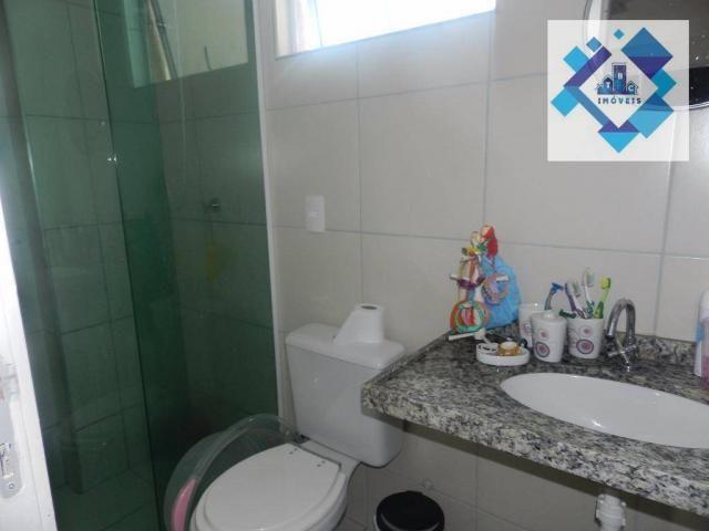 Apartamento repasse , com móveis fixos , preço negociável à venda, Parangaba, Fortaleza. - Foto 6