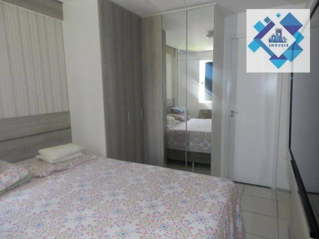 Apartamento repasse , com móveis fixos , preço negociável à venda, Parangaba, Fortaleza. - Foto 9