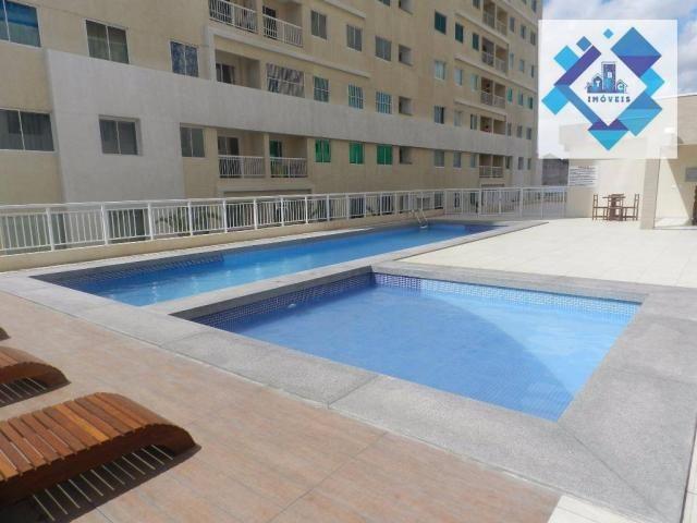 Apartamento repasse , com móveis fixos , preço negociável à venda, Parangaba, Fortaleza. - Foto 14
