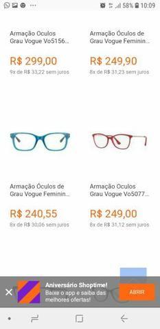 11da824bd Armação de óculos da França (venda ou troca ) - Bijouterias ...