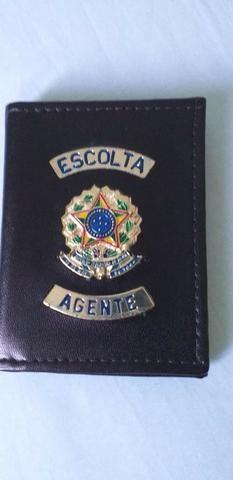 d267ab758 Atencao vigilantes Segurancas Detetive particular e Outros Carteira Nova  Abaixou pra 100