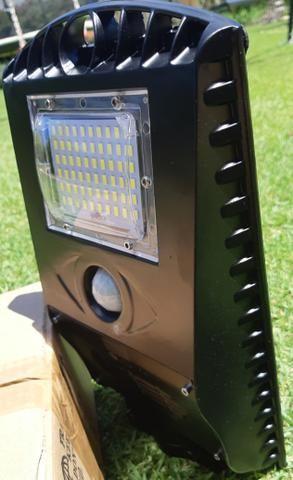 Luminaria Solar com Sensor - Foto 3