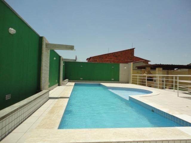 Apartamento Edificio Villa Real próximo a Regional IV na av Silas Munguba - Foto 7