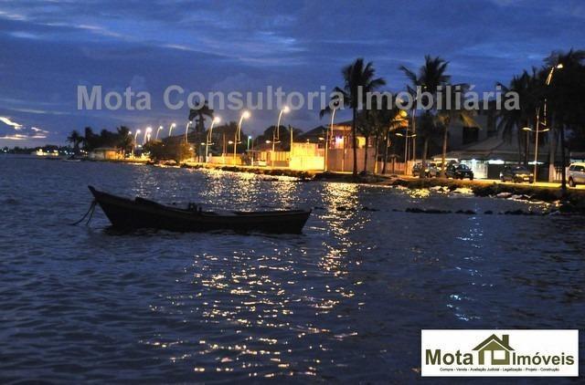 Mota imóveis - Tem em Frente a Lagoa na Pontinha Terreno de 585m² com Rgi TE- 231 - Foto 9