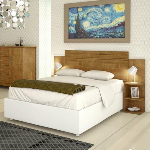 022bab4540 Cabeceira para cama Box casal ou Queen - Móveis - Centro