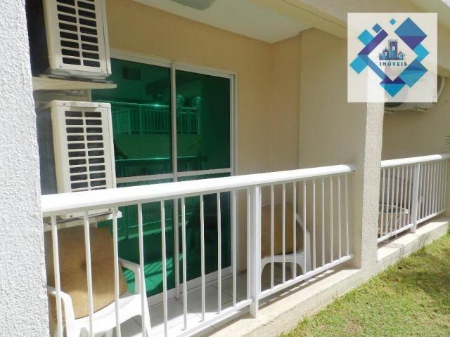 Apartamento repasse , com móveis fixos , preço negociável à venda, Parangaba, Fortaleza. - Foto 13