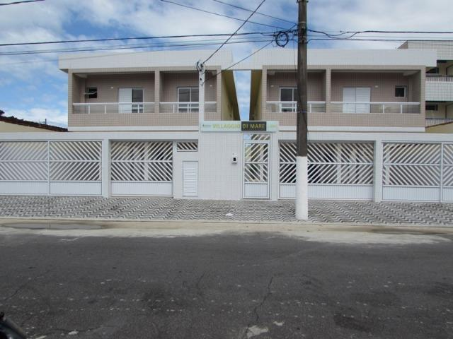 Casa de condominio 02 Dorms com piscina R$ 60 MIL