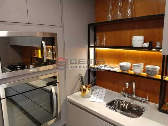 Apartamento à venda com 2 dormitórios em Botafogo, Rio de janeiro cod:LAAP23934 - Foto 16