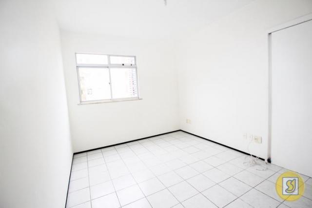 Apartamento para alugar com 3 dormitórios em Varjota, Fortaleza cod:44444 - Foto 12