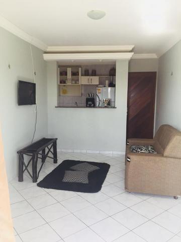 Vendo Apartamento- Capim Macio- Condomínio Serra do Cabugi I - Foto 3