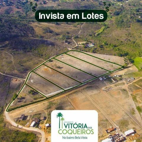 Loteamento Vitória dos Coqueiros em Vitória d Antão