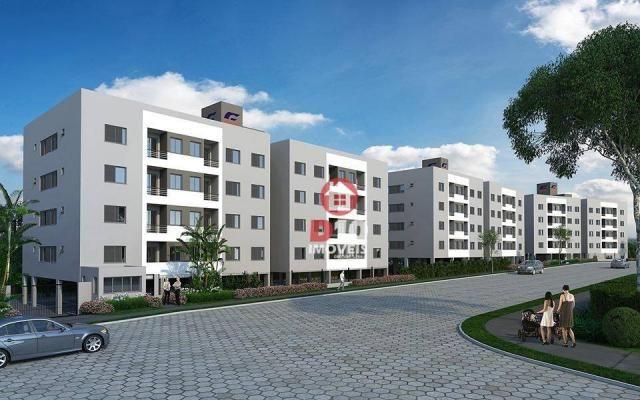 Apartamento à venda - Boa Vista - Cocal do Sul/SC