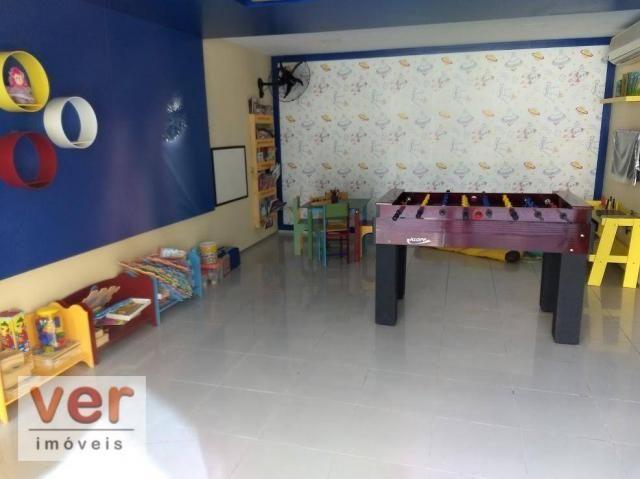 Apartamento com 3 dormitórios à venda, 137 m² por R$ 850.000,00 - Cocó - Fortaleza/CE - Foto 11