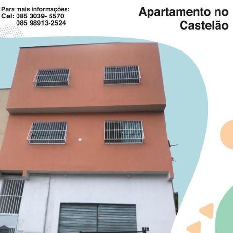 Alugo - Residencial José Augusta Apto. 04 Bairro Castelão/Boa Vista
