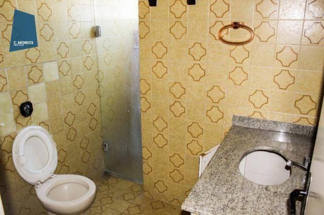 Apartamento com 3 dormitórios para alugar, 100 m² por R$ 1.600/mês - Papicu - Fortaleza/CE - Foto 12