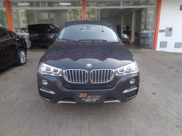 BMW X4 2015/2016 2.0 28I X LINHA 4X4 16V TURBO GASOLINA 4P AUTOMÁTICO