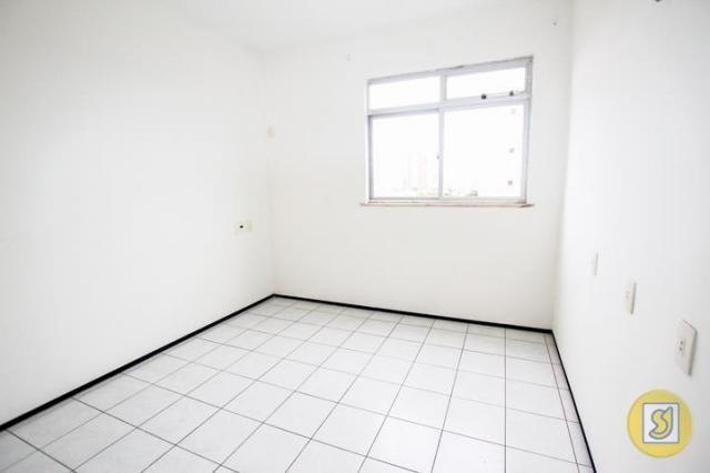 Apartamento para alugar com 3 dormitórios em Varjota, Fortaleza cod:44444 - Foto 14