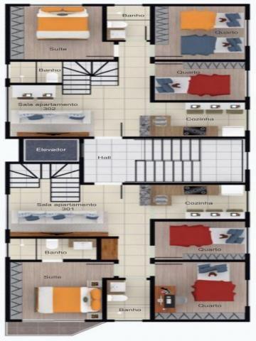 apartamento 3 quartos no planalto - Foto 3