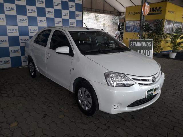 Toyota Etios 1.5x 2016/2017 aut - Foto 2