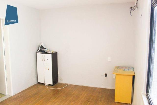 Apartamento com 3 dormitórios para alugar, 100 m² por R$ 1.600/mês - Papicu - Fortaleza/CE - Foto 14