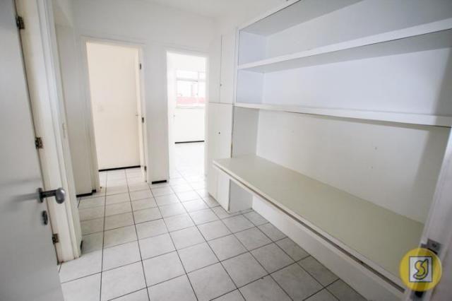 Apartamento para alugar com 3 dormitórios em Varjota, Fortaleza cod:44444 - Foto 15