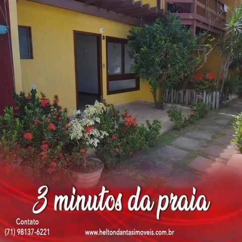 Village 3 minutos da praia villa militar Itapuã - Foto 17