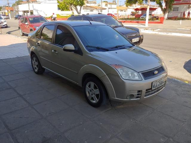 Fiesta SD 1.6 2009 GNV (R$: 2.900,00 + 48 x 539,00) - Foto 3