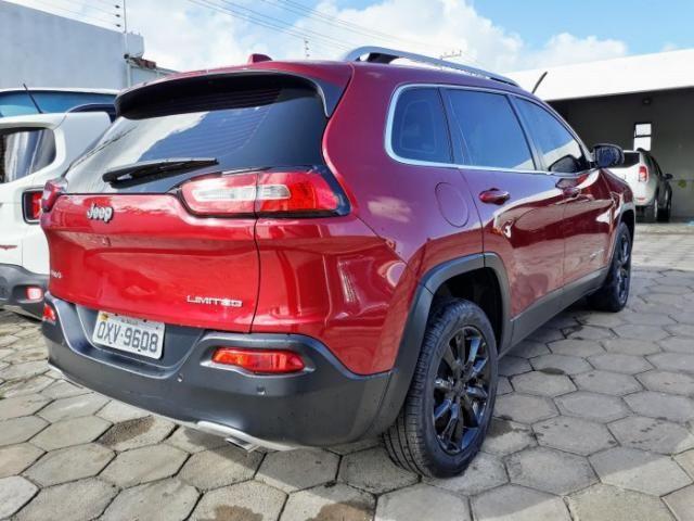 Jeep cherokee 2014 3.2 limited 4x4 v6 24v gasolina 4p automÁtico - Foto 7