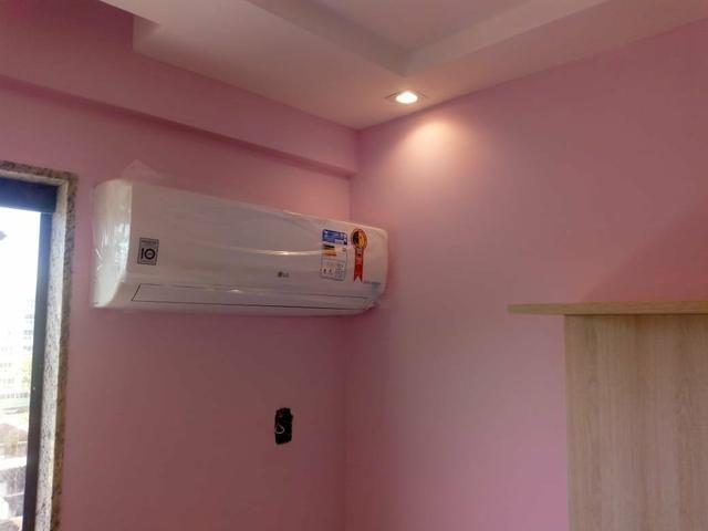 Ar Condicionado - instalação - manutenção