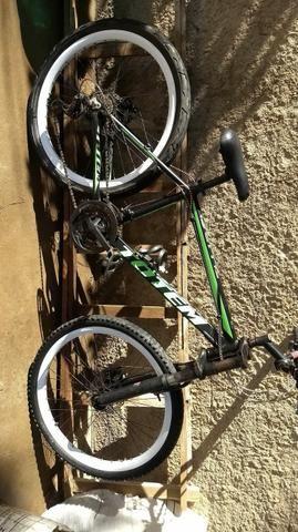 Vendo ou troco bicicleta - Foto 2