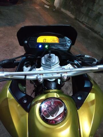 Vendo ou troco por moto ou carro do meu interesse mais quero volta ou coisa na outra - Foto 2