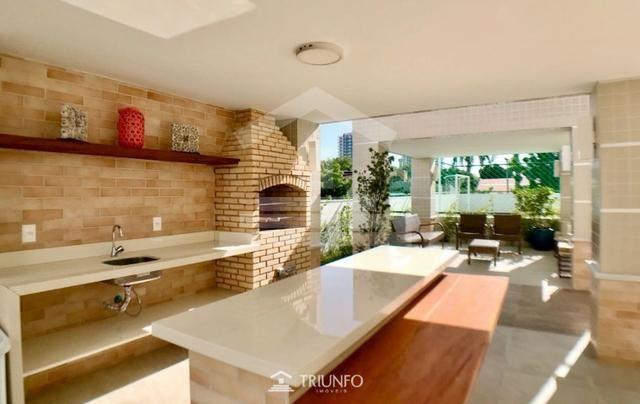 (EXR15895) Apartamento à venda no Luciano Cavalcante de 74m² com 3 quartos e 2 vagas - Foto 8