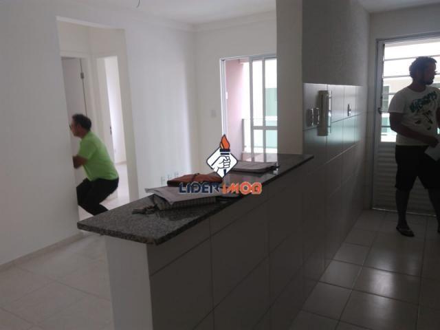 Líder imob - apartamento 2 quartos para venda em condomínio no sim, em feira de santana, c - Foto 2