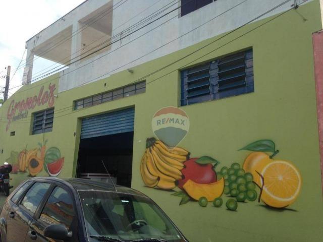 Salão para alugar, 90 m² por r$ 1.200/mês - cidade nova ii - várzea paulista/sp - Foto 3