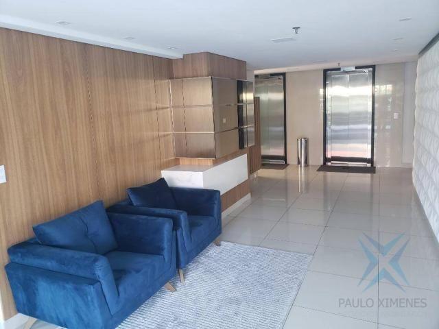 Apartamento novo com 3 dormitórios para alugar, 81 m² por r$ 1.700/mês - engenheiro lucian