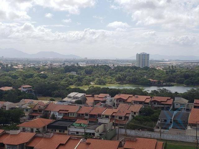 Apartamento novo com 3 dormitórios para alugar, 81 m² por r$ 1.700/mês - engenheiro lucian - Foto 5