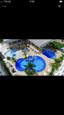 Apartamento de 1 Quarto em Resort Caldas Novas 5 pessoas - Foto 6