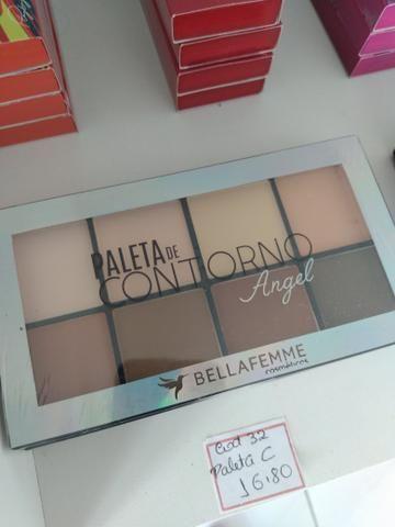 Paleta Contorno Angel Bella Femme (entrega grátis) - Foto 2