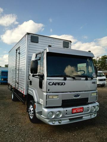 Ford/cargo 815 2009 c/ar condicionado - Foto 2