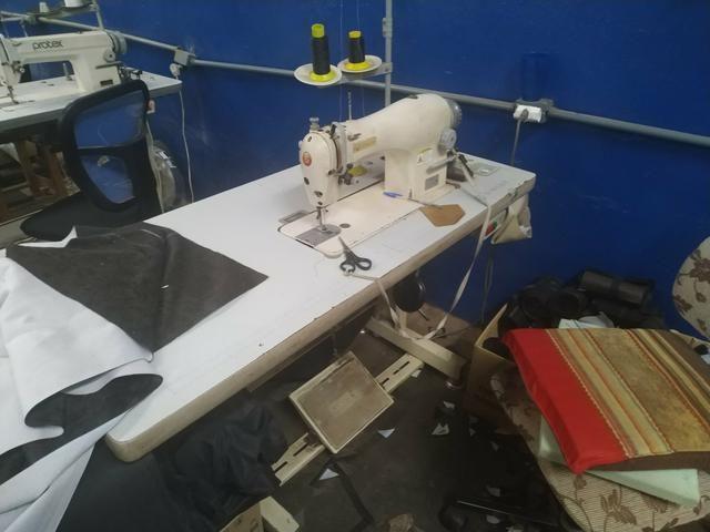 Costureira costureiro