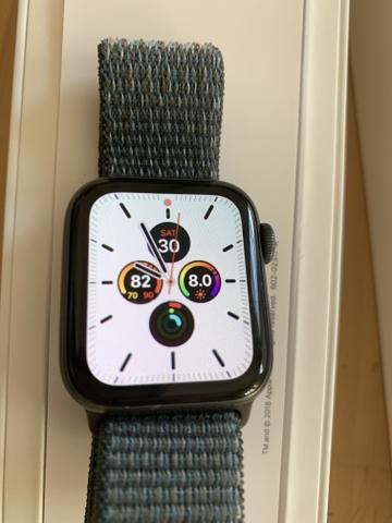 Apple Watch série 4 com chip digital e GPS 40mm - Foto 4