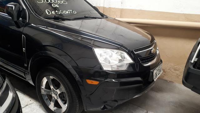 Gm Capitiva Sport V6 AWD 2012 muito nova - Foto 2