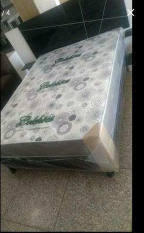 Cama Box de casal diretamente da fábrica - Foto 4