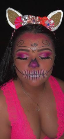 Maquiagem a partir de 50,00, faça já seu orçamento - Foto 4